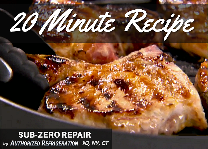 Quick Sub-Zero Recipe by Authorized Refrigeration, NJ